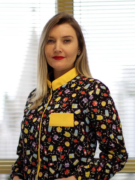 Drª Aline Manfro